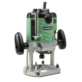 Metabo HPT M12VEM 3-1/4 HP Variable Speed Plunge Router with 1/2 in. Collet image number 1