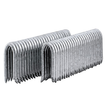 Freeman FS105G125 1,500-Piece 10.5 Gauge 1-1/4 in. Glue Collated Barbed Fencing Staple Set