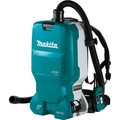 Makita XCV18PTX 18V X2 (36V) LXT Brushless Lithium-Ion Cordless 1.6 Gallon HEPA Filter Backpack Dry Dust Extractor AWS Capable Kit (5 Ah) image number 1