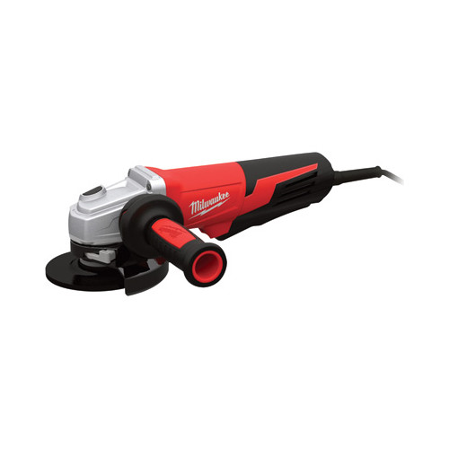 Factory Reconditioned Milwaukee 6117-831 5 in. 13 Amp Paddle Switch Small Angle Grinder