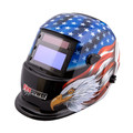 Firepower 1441-0087 Stars & Stripes Auto-Darkening Welding Helmet