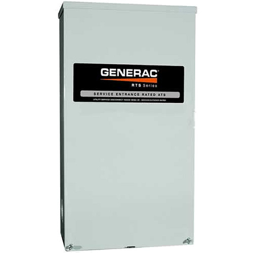 Generac RTSW200A3 200 Amp 240V Automatic Transfer Switch