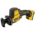 Dewalt DCS312G1 XTREME 12V MAX Brushless Lithium-Ion One-Handed Cordless Reciprocating Saw Kit (3 Ah) image number 2