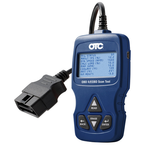OTC Tools & Equipment 3109N Trilingual OBD II/EOBD and CAN Scan Tool