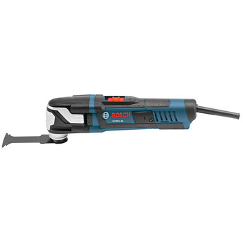 Bosch GOP55-36C1 5.5 Amp StarlockMax Oscillating Multi-Tool Kit with 8-Piece Accessory Kit image number 1