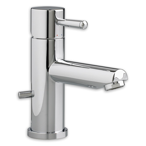 American Standard 2064.101.002 Serin 1-Handle Monoblock Bathroom Faucet (Polished Chrome)