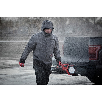 Milwaukee 203RN-21L M12 3-in-1 Heated AXIS Jacket Kit with Rainshell image number 9