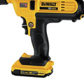 Dewalt DCE570D1 20V MAX Lithium-Ion 29 oz. Cordless Adhesive Gun Kit image number 7