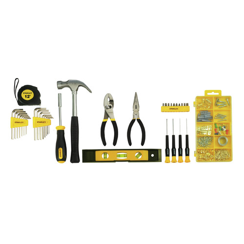 Stanley STMT74101 38-Piece Mixed Tool Bag image number 0