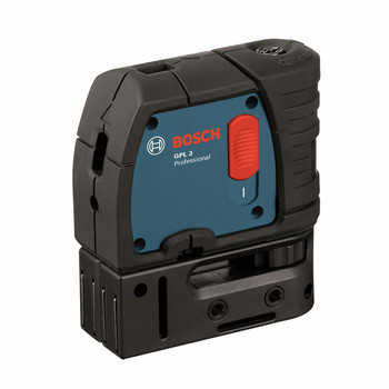 Bosch GPL3 3-Point Self-Leveling Alignment Laser image number 0