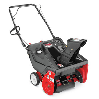 Yard Machines 31AS2S1E700 179cc Gas 21 in. Single Stage Snow Blower with Electric Start image number 0