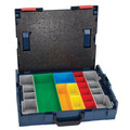 Bosch LBOXX-1A 4 in. Storage Case with 13-Piece Insert Set