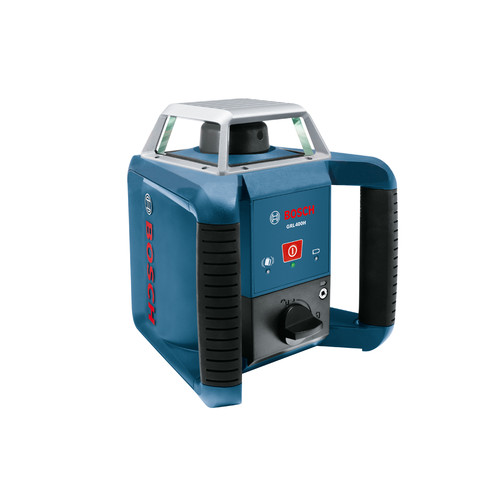 Factory Reconditioned Bosch GRL400H-RT Self-Leveling Exterior Rotary Laser