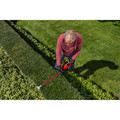 Snapper 1697198 48V Brushed Lithium-Ion 24 in. Cordless Hedge Trimmer (Tool Only) image number 10