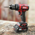 Skil DL529303 PWRCore 20 20V Brushless Lithium-Ion 1/2 in. Cordless Drill Driver Kit (2 Ah) image number 6