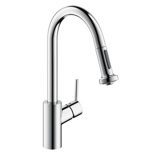 Hansgrohe 14877001 Talis Centerset Kitchen Faucet (Chrome)