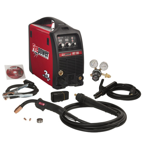 Firepower MST 180i 3-in-1 MIG Stick and TIG Welder