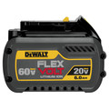 Dewalt DCB606 20V/60V MAX FlexVolt 6.0 Ah Battery Pack