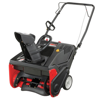 Yard Machines 31AS2S1E700 179cc Gas 21 in. Single Stage Snow Blower with Electric Start image number 1