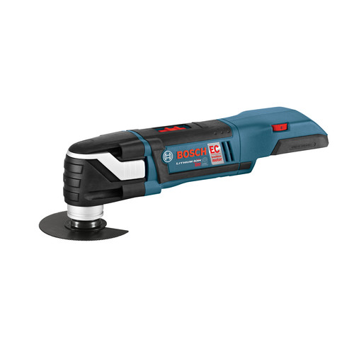 Factory Reconditioned Bosch MXH180BL-RT 18V Cordless Lithium-Ion Multi-X Brushless Oscillating Tool (Tool Only) with L-BOXX-2 and Exact-Fit Insert image number 1