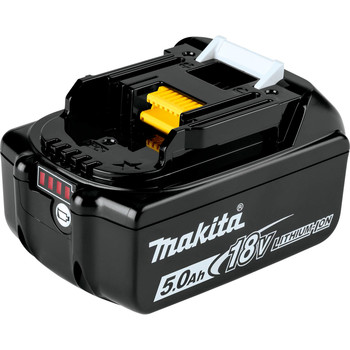 Makita BL1850B 18V LXT 5 Ah Lithium-Ion Rechargeable Battery