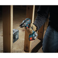 Factory Reconditioned Bosch CLPK496A-181-RT 18V Lithium-Ion 4-Tool Cordless Combo Kit (2 Ah) image number 11