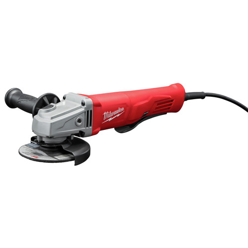 Milwaukee 6142-31 4-1/2 in. Small Angle Grinder No-Lock
