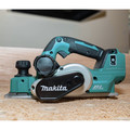 Makita XPK02Z 18V LXT AWS Capable Brushless Lithium-Ion 3-1/4 in. Cordless Planer (Tool Only) image number 16