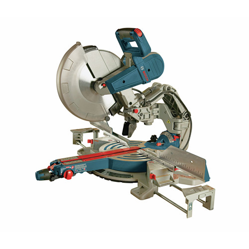 Factory Reconditioned Bosch GCM12SD-RT 12 in. Dual-Bevel Glide Miter Saw image number 3