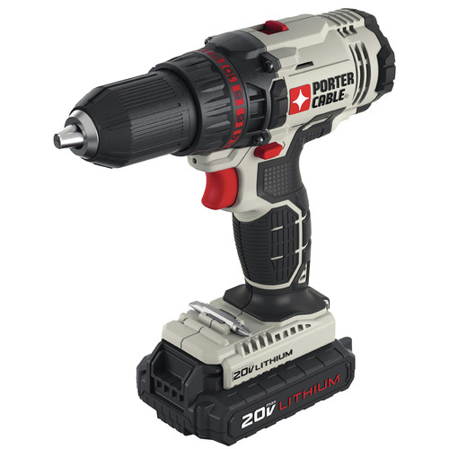 Porter-Cable PCCK619L8 20V MAX Cordless Lithium-Ion 8-Tool Combo Kit image number 5