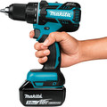 Makita XFD061 18V LXT Lithium-Ion Brushless Compact 1/2 in. Cordless Drill Driver Kit (3 Ah) image number 3