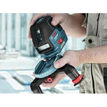 Factory Reconditioned Bosch GLL3-50-RT Three Line Laser with Layout Beam image number 1