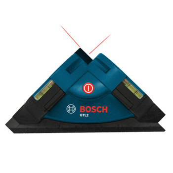 Bosch GTL2 Laser Level Square image number 0