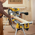 Dewalt DWS779 12 in. Double-Bevel Sliding Compound Corded Miter Saw image number 12