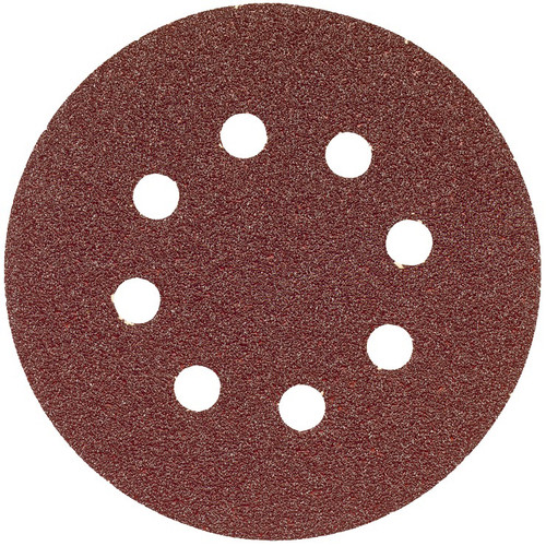 Bosch SR5R120 5 Pc 5 in. 120-Grit Sanding Discs for Wood image number 0
