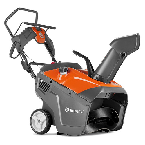 Husqvarna ST111 136cc Gas 21 in. Single Stage Snow Thrower