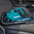 Makita XLC07SY1 18V LXT Compact Lithium-Ion Cordless Handheld Canister Vacuum Kit (1.5 Ah) image number 14