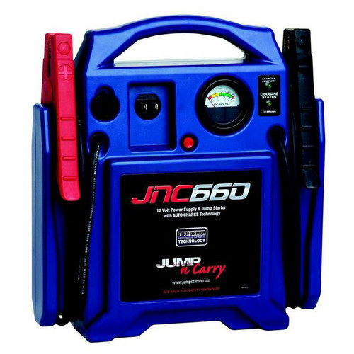 Jump-N-Carry 660 12V 1,700 Amp Battery Jump Starter