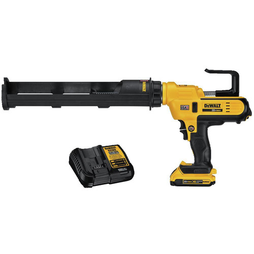 Dewalt DCE570D1 20V MAX Lithium-Ion 29 oz. Cordless Adhesive Gun Kit image number 0