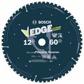 Bosch DCB1260 Daredevil 12 in. 60 Tooth Fine Finish Circular Saw Blade