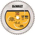 Dewalt DWAFV31260 FlexVolt 12 in. 60T Miter Saw Blade