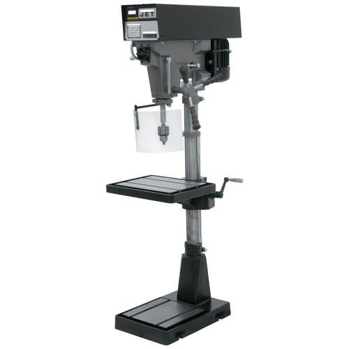 JET J-A5816 15 in. Var. Speed Floor Drill Press