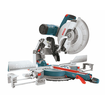 Bosch GCM12SD 12 in. Dual-Bevel Glide Miter Saw image number 2