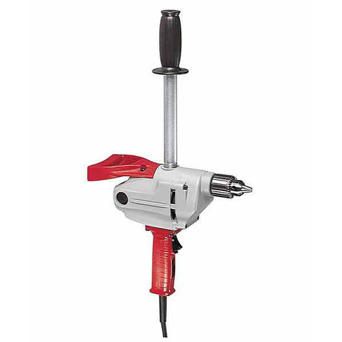 Milwaukee 1610-1 1/2 in. Compact General Purpose Reversible Drill, 650 RPM