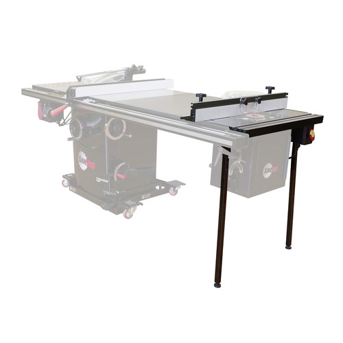 SawStop RT-TGP TGP2 27 in. In-Line Router Table (RT-F27, RT-PSW, RT-ST2, RT-C27) image number 0