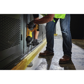 Dewalt DCH133B 20V MAX XR Cordless Lithium-Ion Brushless 1 in. D-Handle Rotary Hammer (Tool Only) image number 3