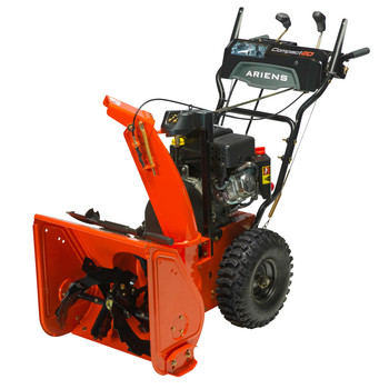 Ariens 921046 Deluxe 28 254CC 2-Stage Electric Start Gas Snow Blower with Headlight image number 1