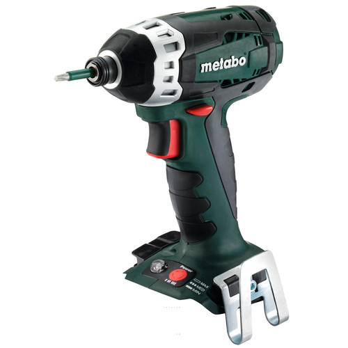 Metabo SSD18 LT 18V 5.2 Ah Cordless Lithium-Ion 1/4 in. Impact Driver (Tool Only)