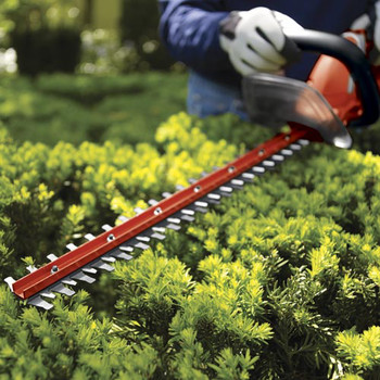 Factory Reconditioned Black & Decker LHT2220R 20V MAX Cordless Lithium-Ion 22 in. Dual Action Electric Hedge Trimmer image number 8