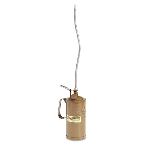 Goldenrod 120-A3 Lever Action 15 in. Spout 1 qt Heavy Duty Pump Oiler image number 0